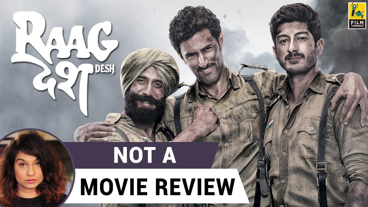 HD~WATCH Raag Desh ONLINE FREE FULL Torrent Download | Art