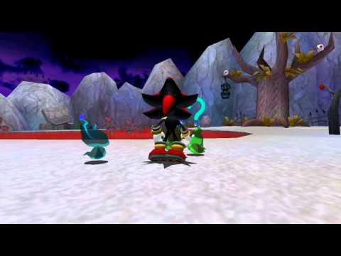 SA2 HD: Chao Types - Ghost Chao (Swim Types)