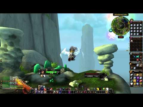 Insane GHOST IRON / TRILLIUM Ore Mining Location On WoW 5.4.2