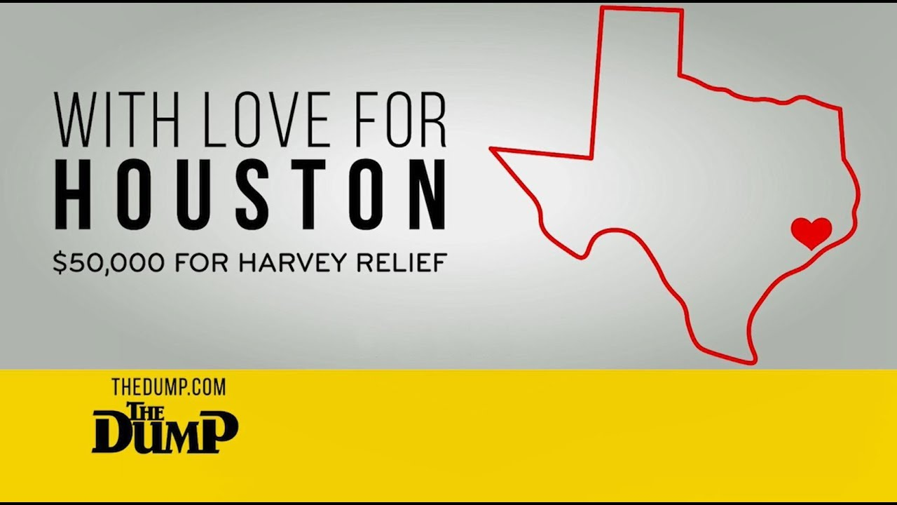 Houston Strong Hurricane Harvey Relief The Dump Furniture Outlet With Dump  Furniture Store Houston
