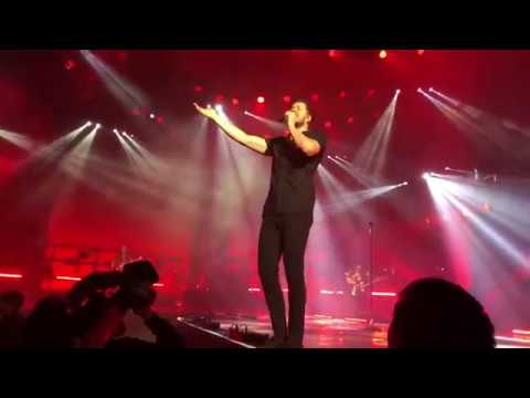 Imagine Dragons Evolve tour 2018 - Walking The Wire/The Fall/BO/SAM(Live in Taipei Taiwan 20180115)