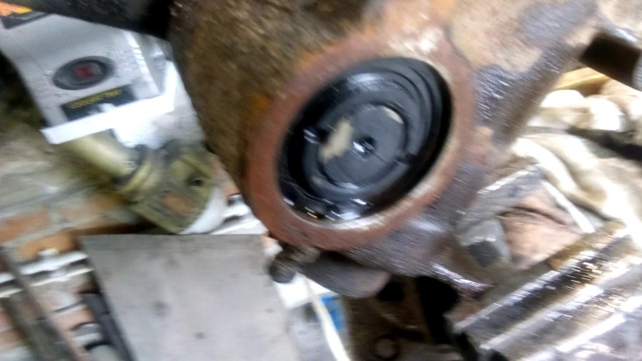 Ремонт рулевого редуктора газель своими руками видео фото 671