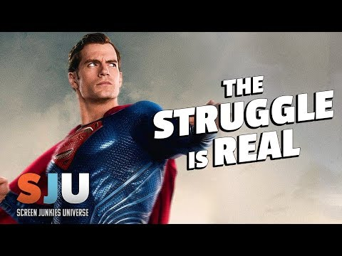 Superman Doesn't Think The DC Movies Are Working - SJU