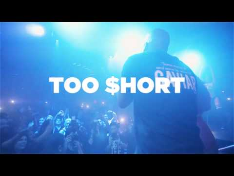 Too $hort LIVE