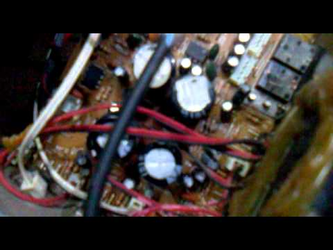 Intex woofer circuit - YouTube