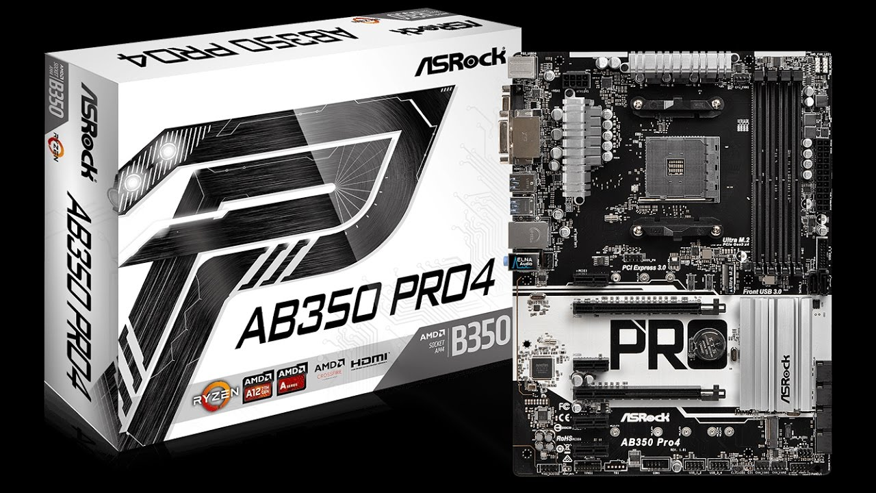 ASROCK AB350M PRO4 DRIVERS FOR WINDOWS