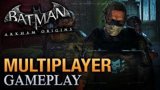 Batman: Arkham Origins - Multiplayer Gameplay #14