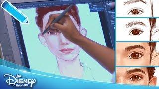 Disney Channel Star Portrait: Cameron Boyce   Behind The Scenes   Official Disney Channel UK