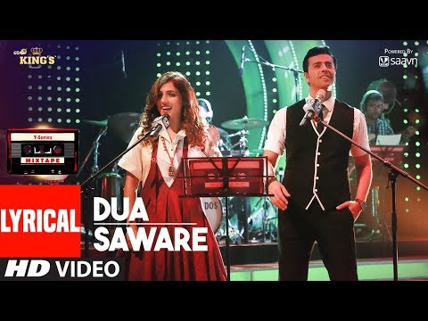 Dua Saware Video (Lyrics) | T-Series Mixtape L Neeti Mohan | Salim Merchant | Romantic Songs 2017