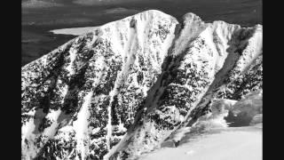 Climbing Mount Katahdin (Baxter Peak) - 3/30/2013