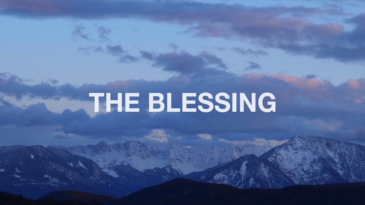 Elevation Worship - The Blessing (Lyrics) ft. Kari Jobe & Cody Carnes
