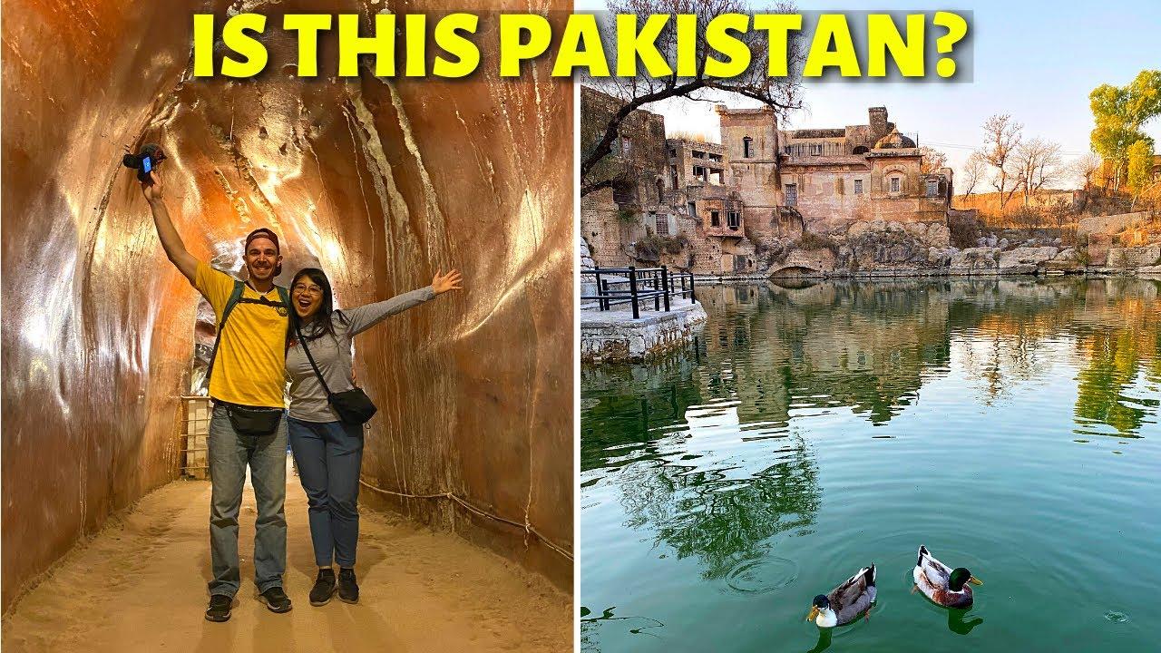 Hidden gems of Pakistan: Khewra Salt Mine & Katas Raj Hindu Temple - PAKISTAN TRAVEL VLOG
