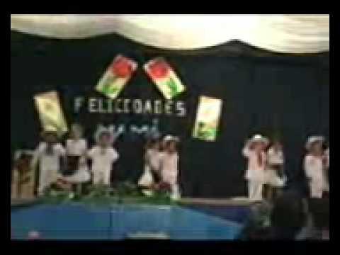 Centro Escolar Oparin   1o  Banco   alumno Alexander Vivas Medina, La Bamba