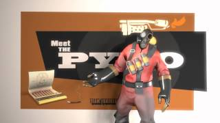 Repeat youtube video [SFM] Pyro tries to impersonate Scout