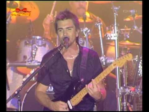 Juanes Gotas de agua dulce Concierto Rumania part 8