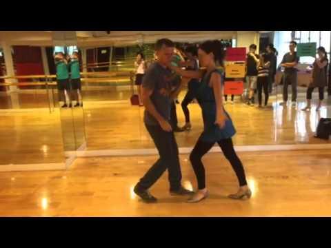 Beginners Workshop Ceroc Moves