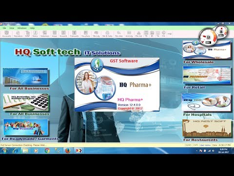 GST Billing, Inventory & Accouting Software for Pharma WholeSale Stockist|SuperStockist| FMCG