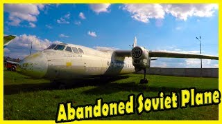Old Soviet Planes Exploring. Finding Abandoned Russian Plane 2018. Lost Plane 2018.
