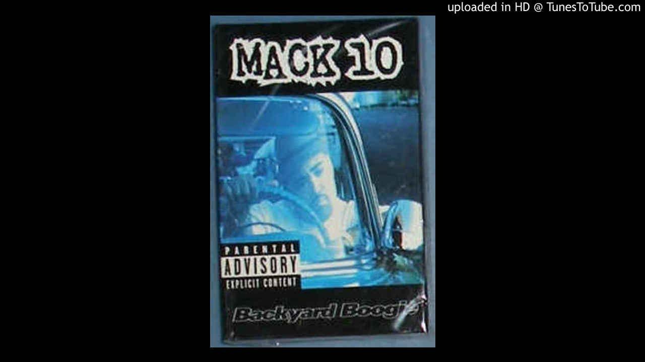 Mack 10 - Backyard Boogie- (Remix) - YouTube