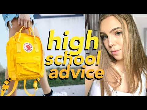 WATCH THIS IF YOU'RE STARTING HIGH SCHOOL