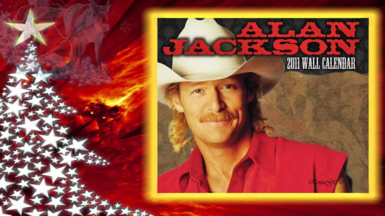 """Alan Jackson - """"Just Put a Ribbon In Your Hair"""" ((With ..."""