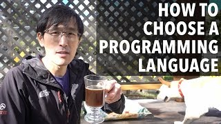 How to choose a programming language (for your tech stack)