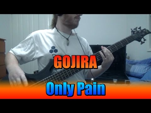 Gojira - Only Pain (Bass Cover)