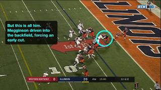 WKU vs. Illinois (Offense)
