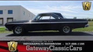 1964 Plymouth Sport Fury Stock Number 1054-NDY