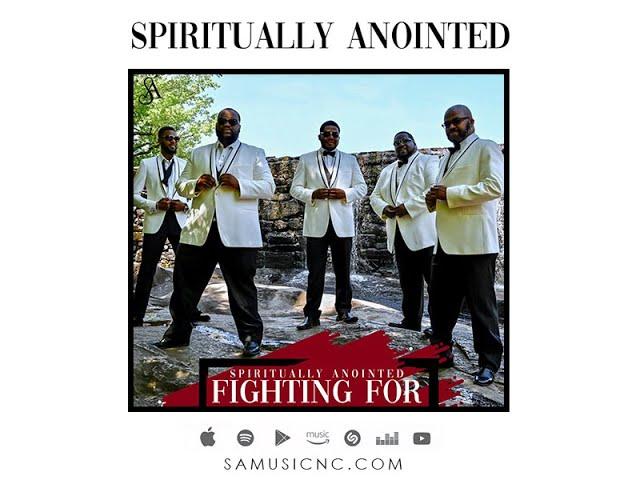 "Spiritually AnointedReleases New Single ""Fighting For"""
