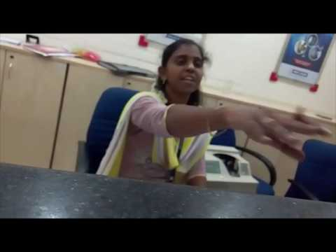 Exchanging New 2000 Rupees Banknote in Chennai HDFC bank