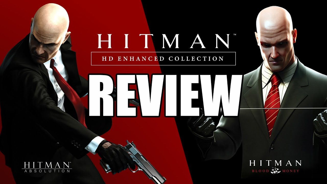 Hitman Blood Money And Hitman Absolution Hd Enhanced Collection Review Youtube