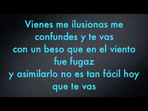 Y te vas- Banda Carnaval (Letra) ♡