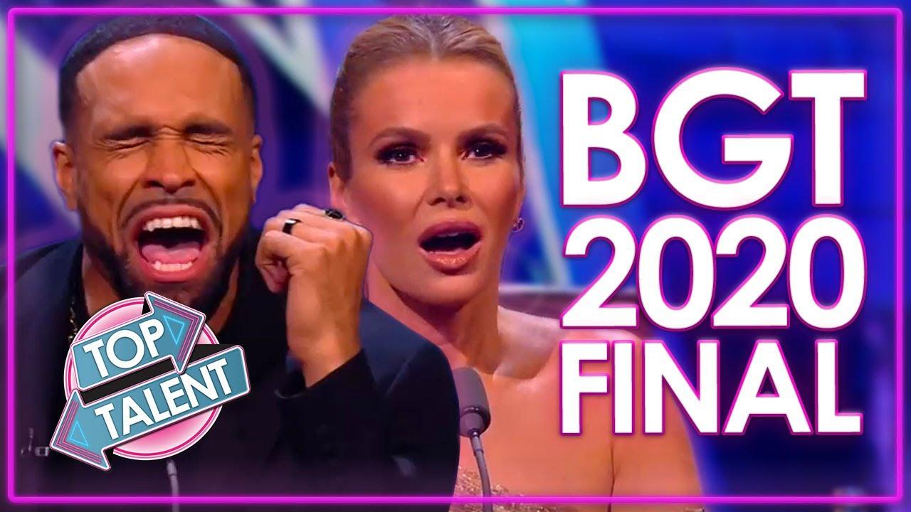 Britain's Got Talent 2020 FINAL! | WEEK 15 | Top Talent