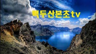 삼가구 천종산삼/후반부(40년 경력의 심마니 채심영상)