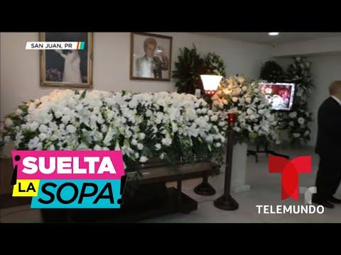 El Traketeo - El Ultimo ADIÓS a WALTER MERCADO!
