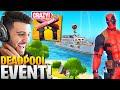NEW *DEADPOOL* EVENT! Deadpool DUALIES Are CRAZY! ft. Ninja (Fortnite Battle Royale Gameplay)