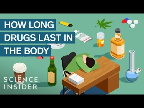 How Long Drugs Actually Stay In Your System