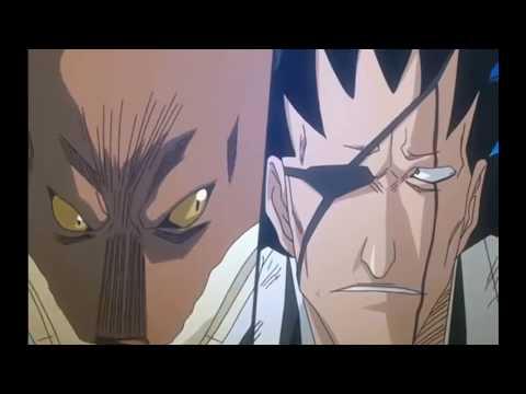 Kenpachi vs Komamura Tosen ! Kenpachi helps Ichigo ! Bleachケンパチvs駒村トーセン!ケンパチはいちごに役立ちます!漂白