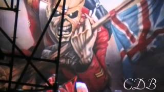 Iron Maiden - Monumental Stadium 27 / 9/2013 Buenos Aires, Argentina (Full Show HQ) Part 1