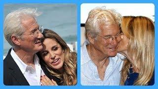 Alejandra Silva And Richard Gere  Beautiful Moments