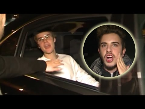 Justin Bieber PUNCHES Fan In The Face & Gets HUGE New Tattoo