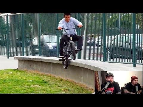 ADAM22 AND NATE RICHTER REVIEW THIS WEEK'S BMX VIDEOS