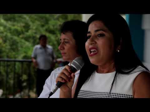 Microinformativo Yo Soy de Chone - Hora Cívica Unidad Educativa Eloy Alfaro