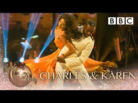Charles Venn & Karen Clifton American Smooth to 'Up Where We Belong' - BBC Strictly 2018