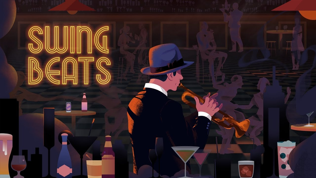 Swing Beats [Jazz Hop / Lo Fi / Chill Mix]