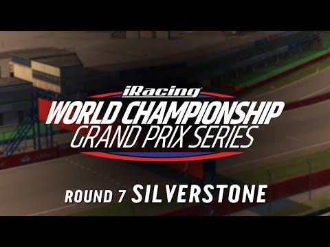 iRacing World Championship GP Series | Round 7 at Silverstone