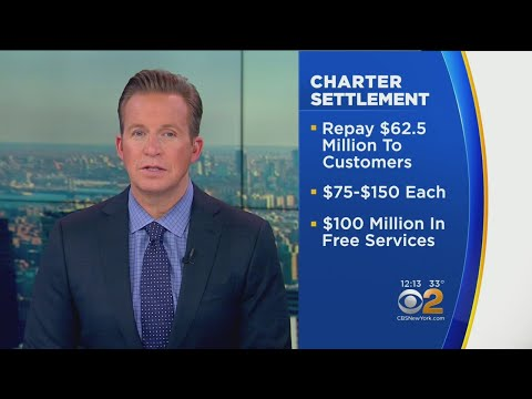 NY Reaches Settlement With Charter Communications