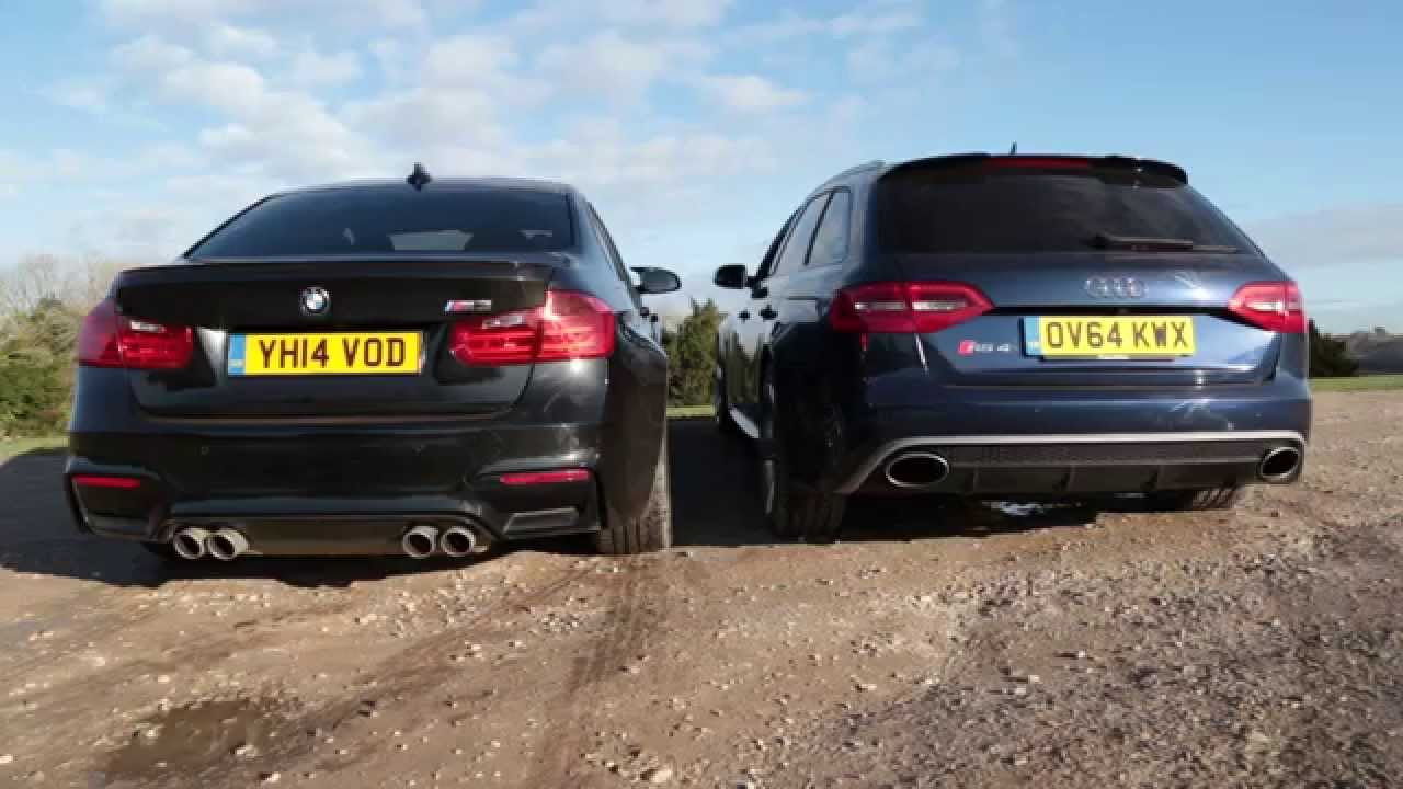 bmw m3 vs audi rs4 pure engine and exhaust noise youtube. Black Bedroom Furniture Sets. Home Design Ideas
