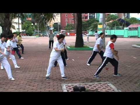 Ba la chùy - CLB DS Nguyễn Cư Trinh, QI